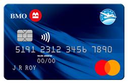 Carte Mastercard BMO